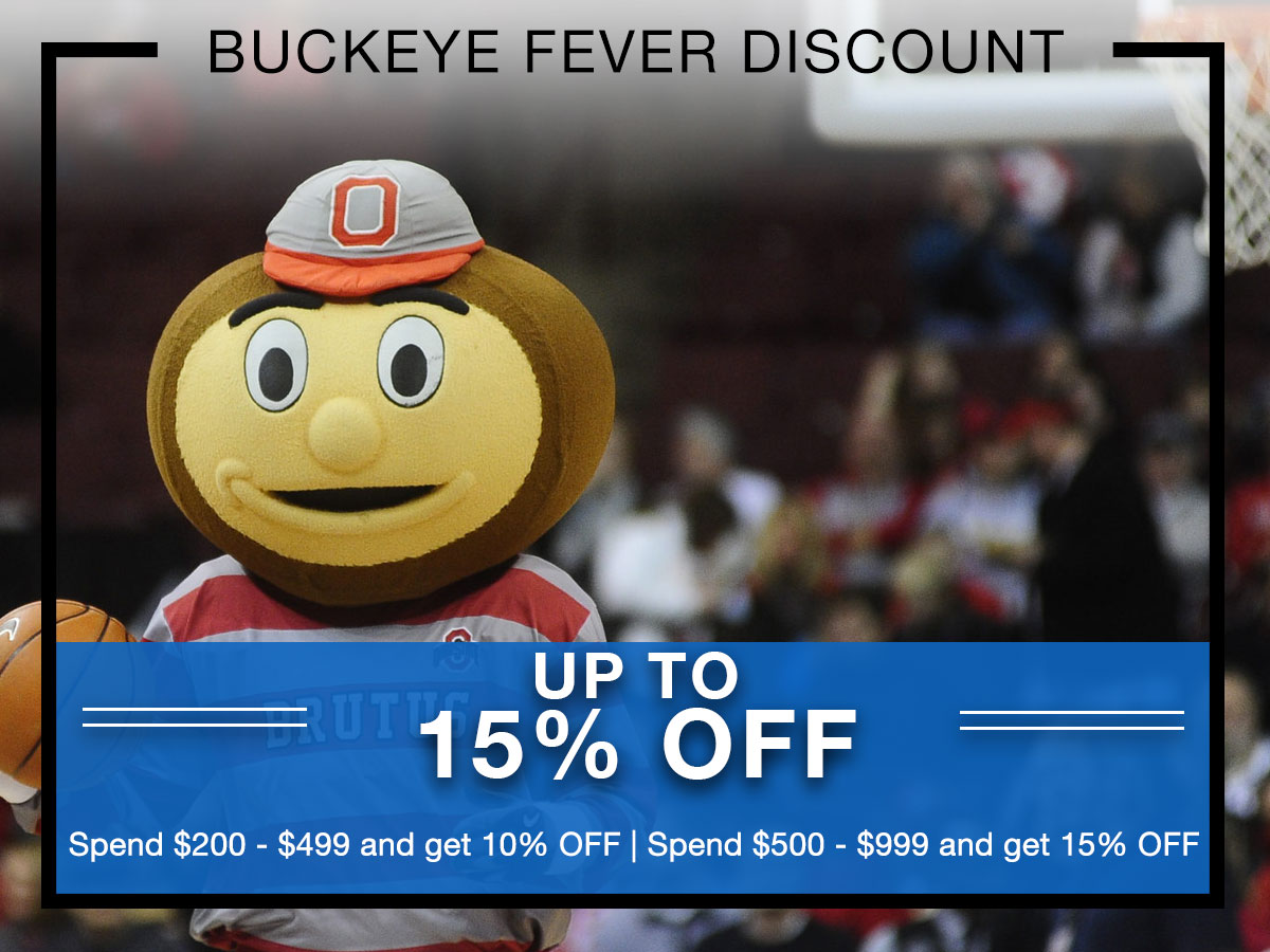 Buckeye Fever Discount Special Coupon