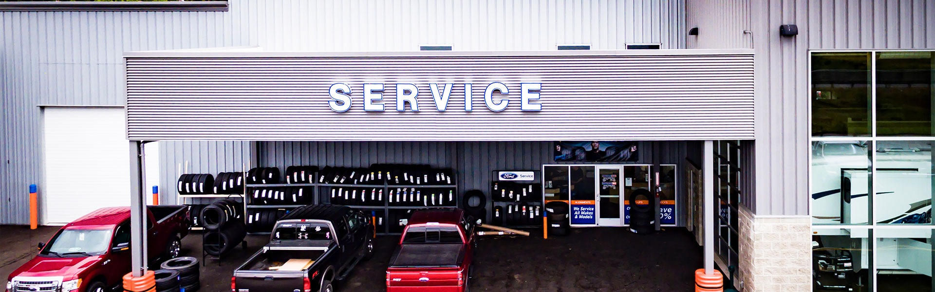 Awesome Ford Service Center