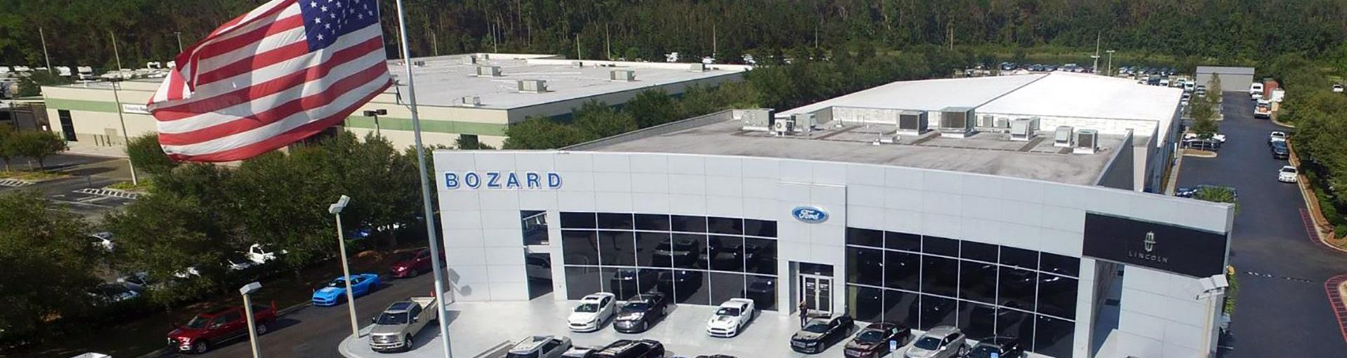 Bozard Ford Lincoln Service & Parts Specials