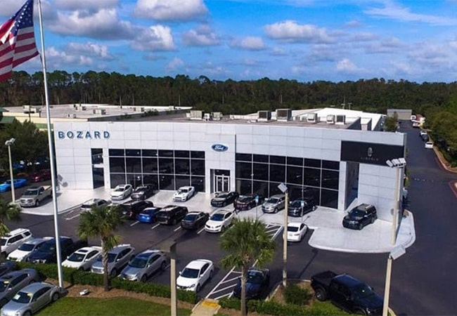 Bozard Ford Lincoln Dealership