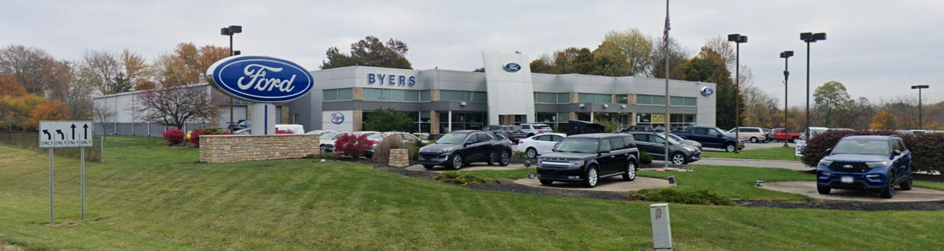 Byers Ford Service Specials
