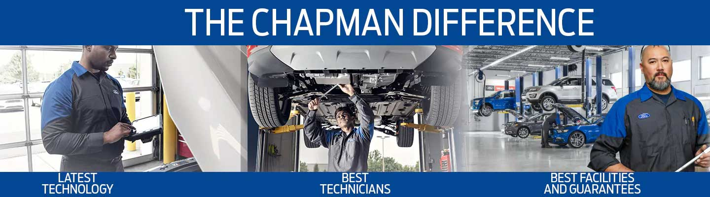 The Chapman Ford Difference