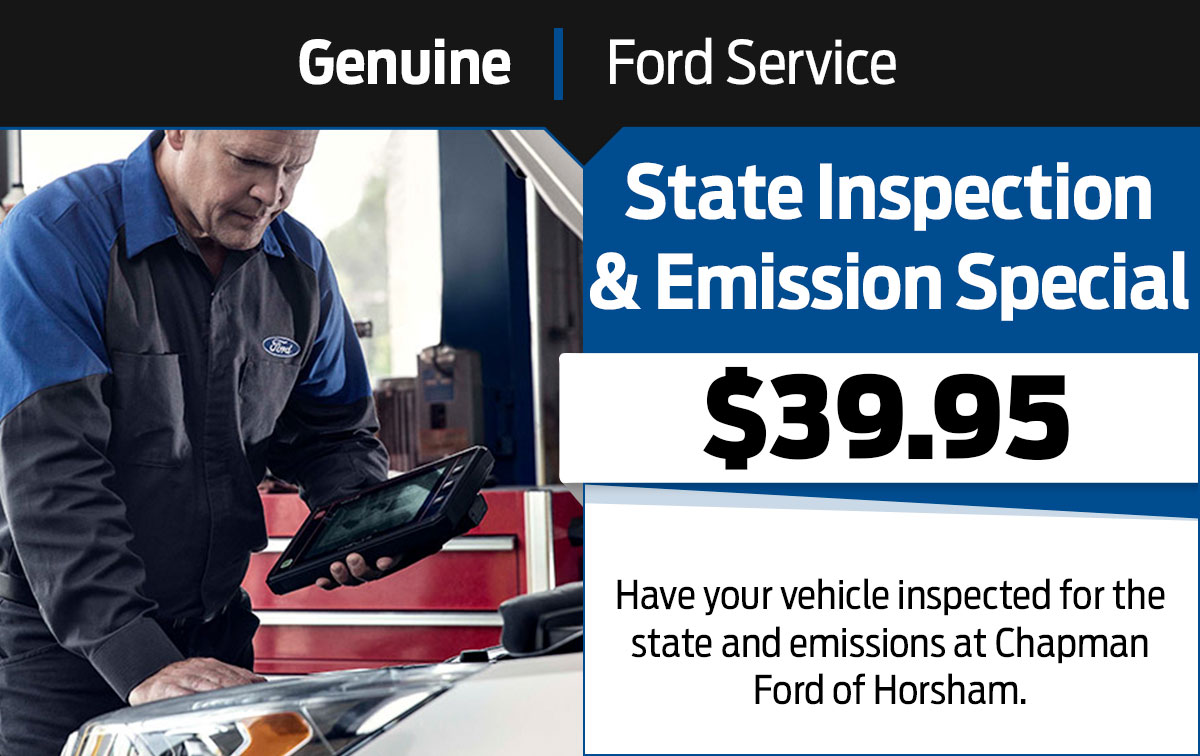State Inspection Service Special Coupon