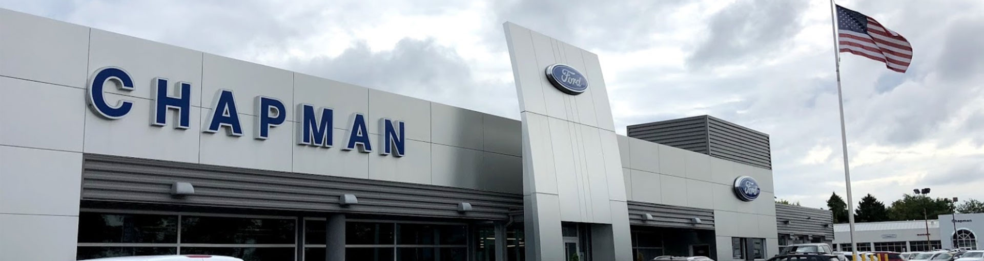 Chapman Ford Service Department