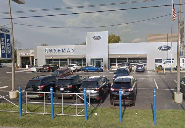 Chapman Ford Exterior