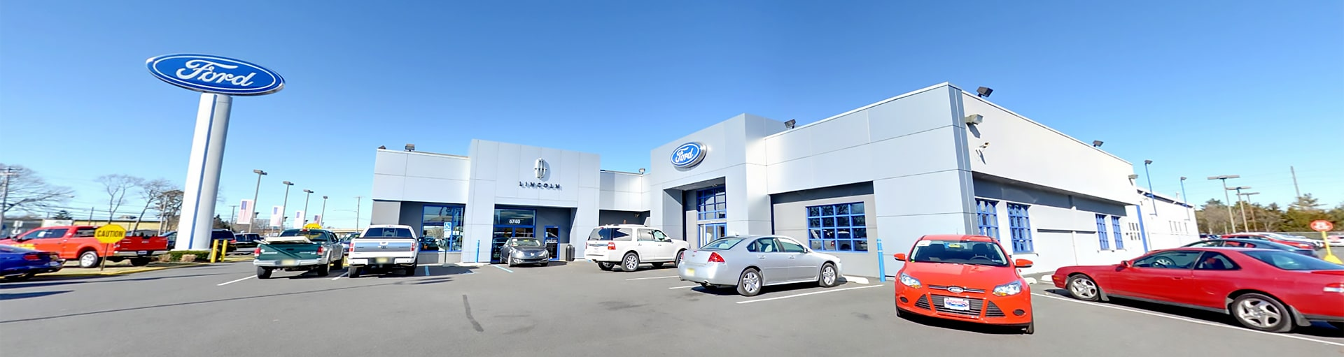 Chapman Ford Oil Change Department