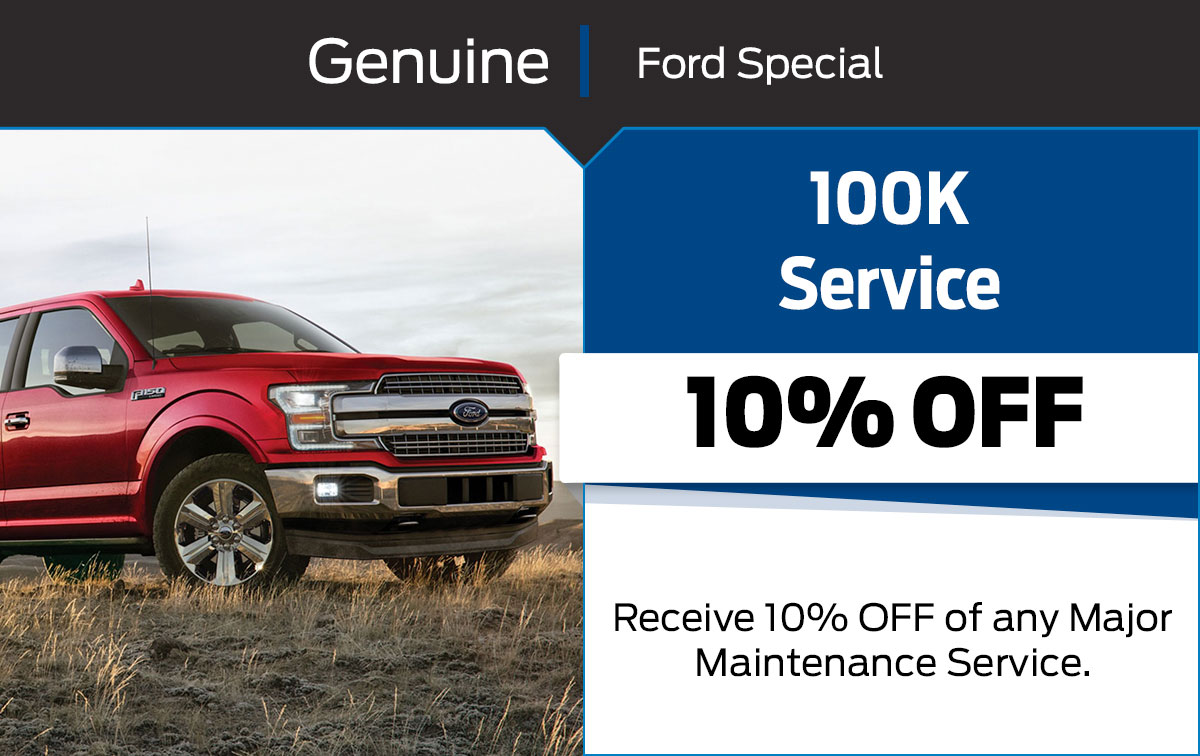 100K Service Special Coupon