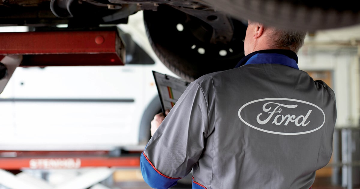 Ford Multi-Point Inspection Service Special Coupon
