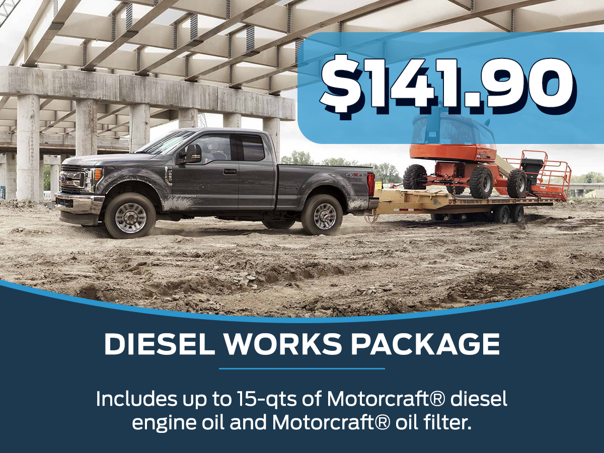 Service And Parts Specials Joe Cooper Ford Of Edmond Near Moore Midwest City