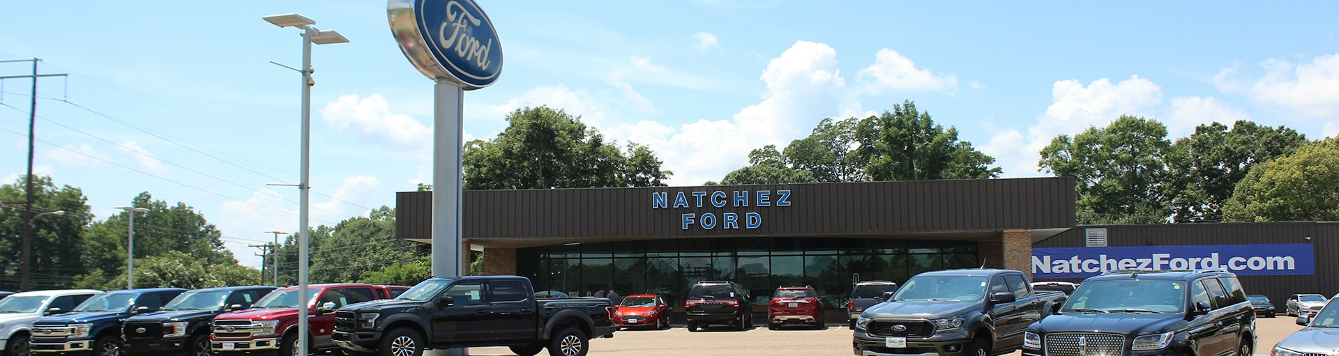 Natchez Ford Lincoln Brake Services