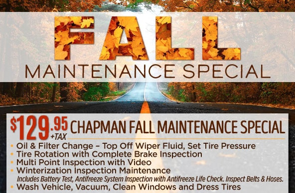 Fall Service Package