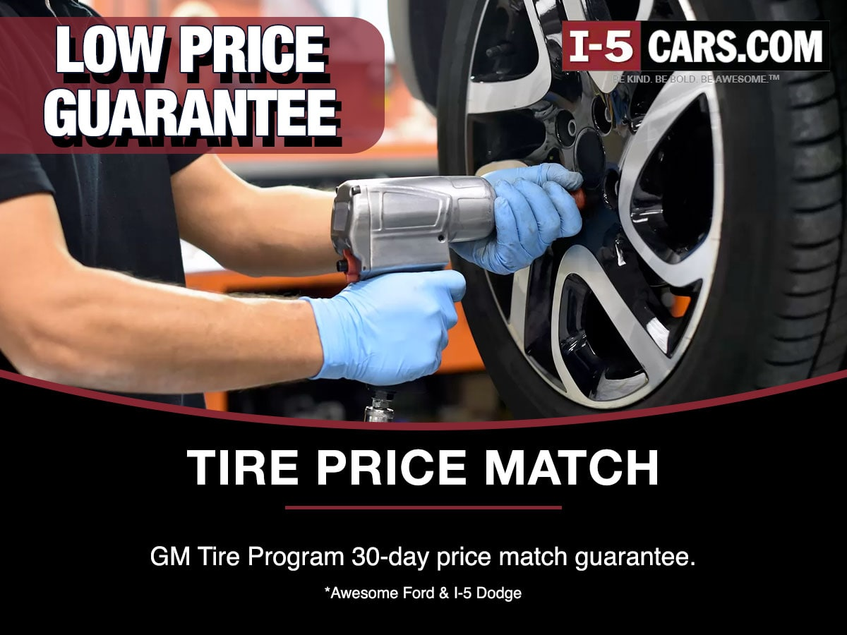 Tire Price Match Special Coupon