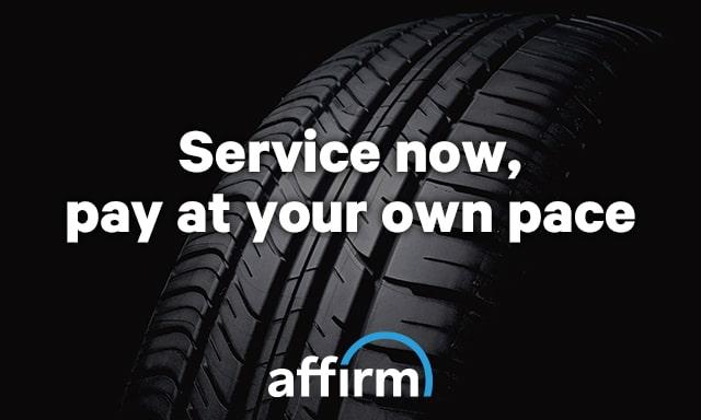 Affirm Automotive Service Financing