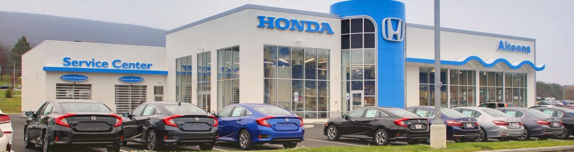 Altoona Honda Service Department