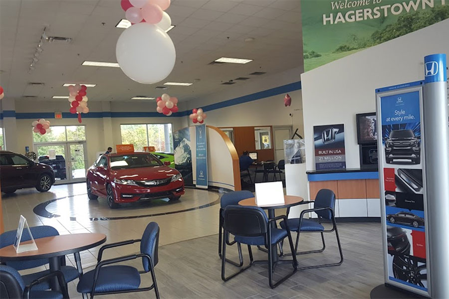 Honda Dealership Hagerstown