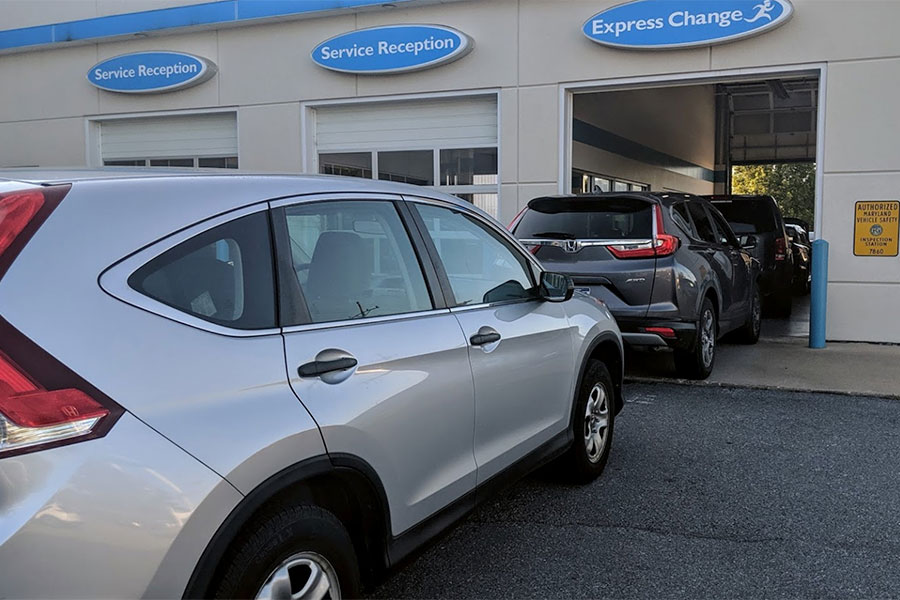 Honda Maintenance and Repair Department Hagerstown