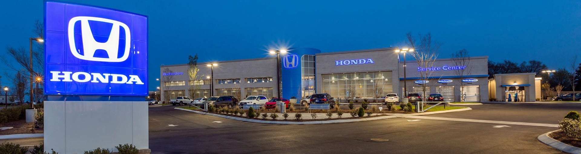 Honda of Murfreesboro Service Center