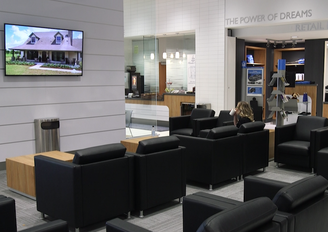 Honda of Murfreesboro Amenities Lounge