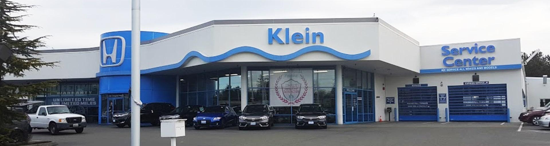 Klein Honda Service Specials
