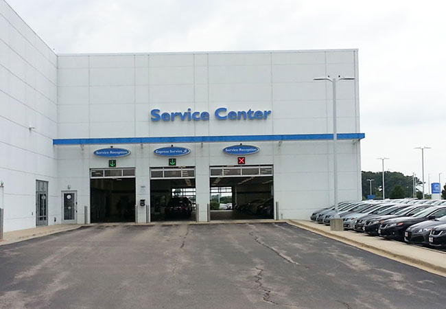 McGrath Honda Service Center