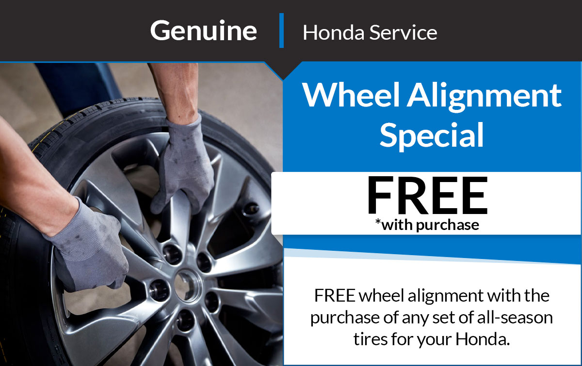 Wheel Alignment Service Special Coupon