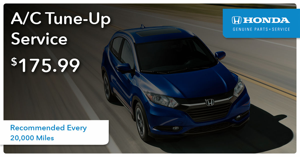A/C Tune-Up Service Special Coupon
