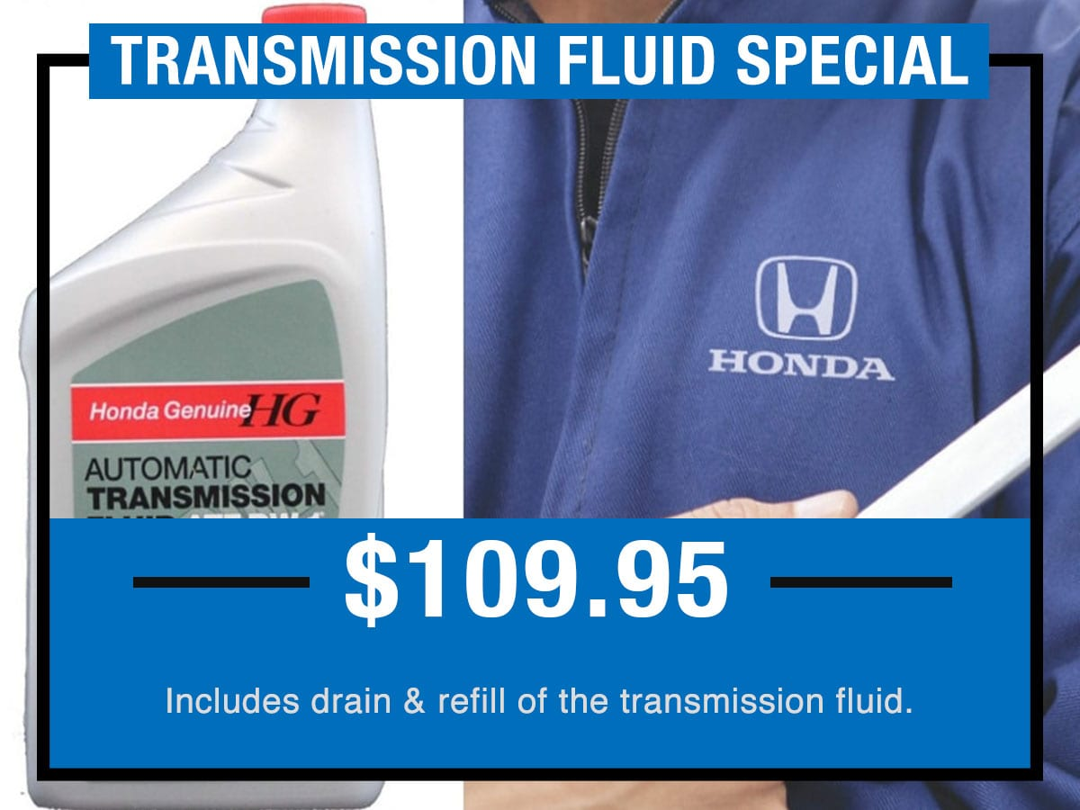 Service & Parts Specials | Muller Honda of Gurnee