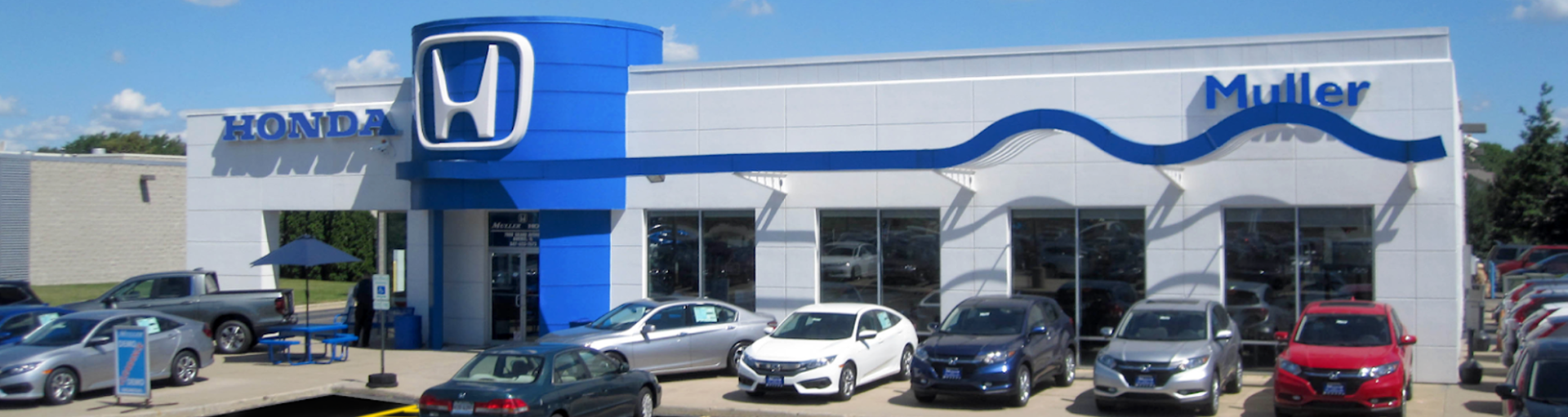Muller Honda of Gurnee Dealership