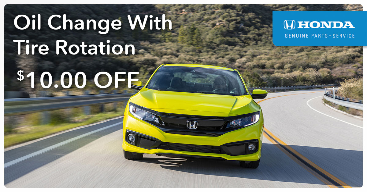 """Oil Change With Tire Rotation Special Coupon""""rel="""