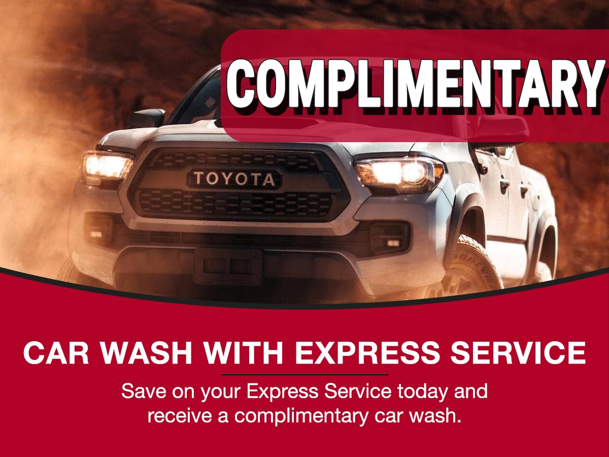 Express Service Special Coupon