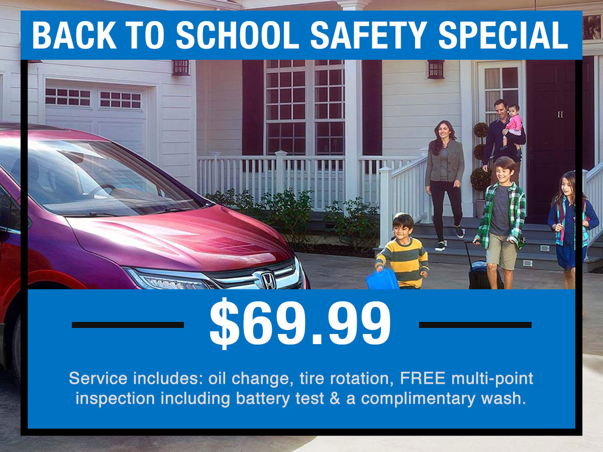 Back to School Vehicle Inspection in Anderson, IN | Tom Wood