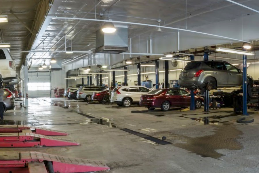 Honda Service Garage