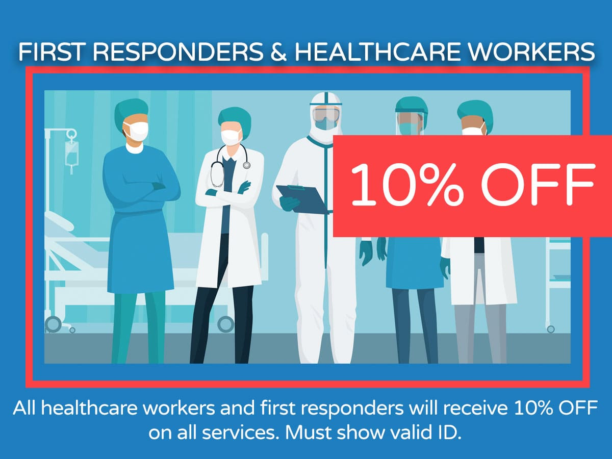 Honda Healthcare Workers Service Coupon