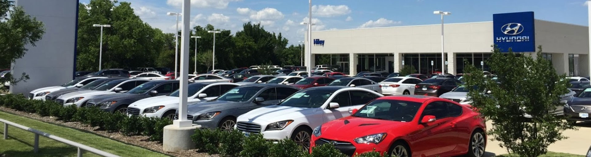 Hiley Hyundai Dealership