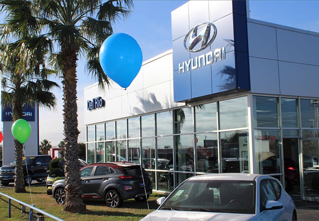 Hyundai of Del Rio Dealership