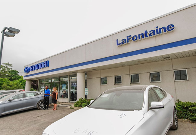 LaFontaine Hyundai Service Department