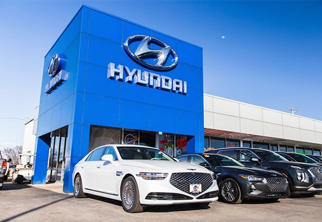 Suntrup Hyundai South Dealership