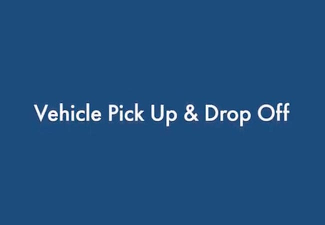 Vehicle Pick Up