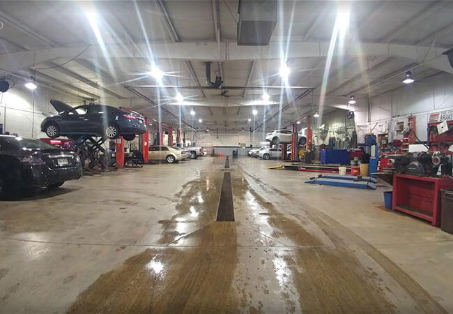 Russ Darrow Direct Appleton Service Bay