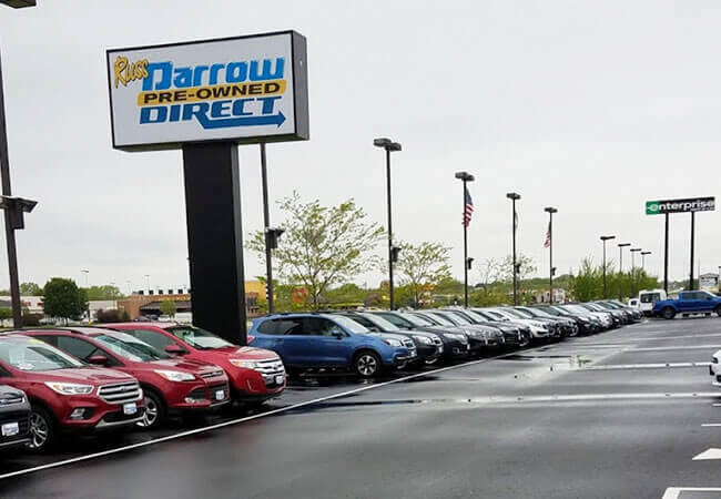 Russ Darrow Direct Dealership