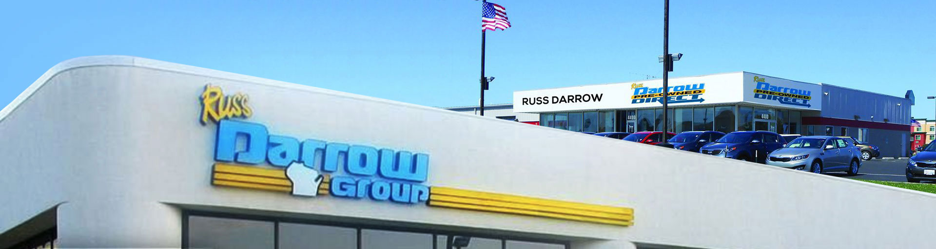 Russ Darrow Direct Service Department