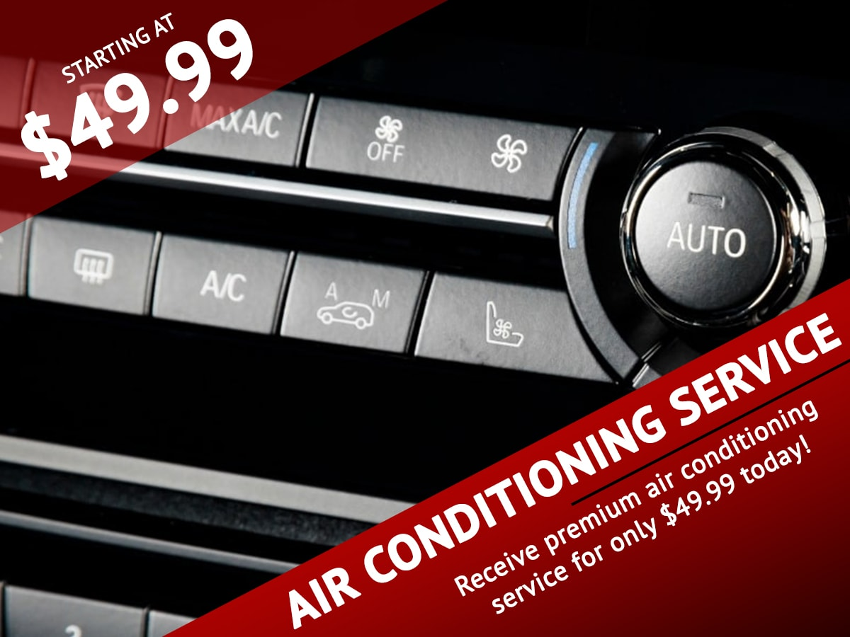A/C Service Special Coupon
