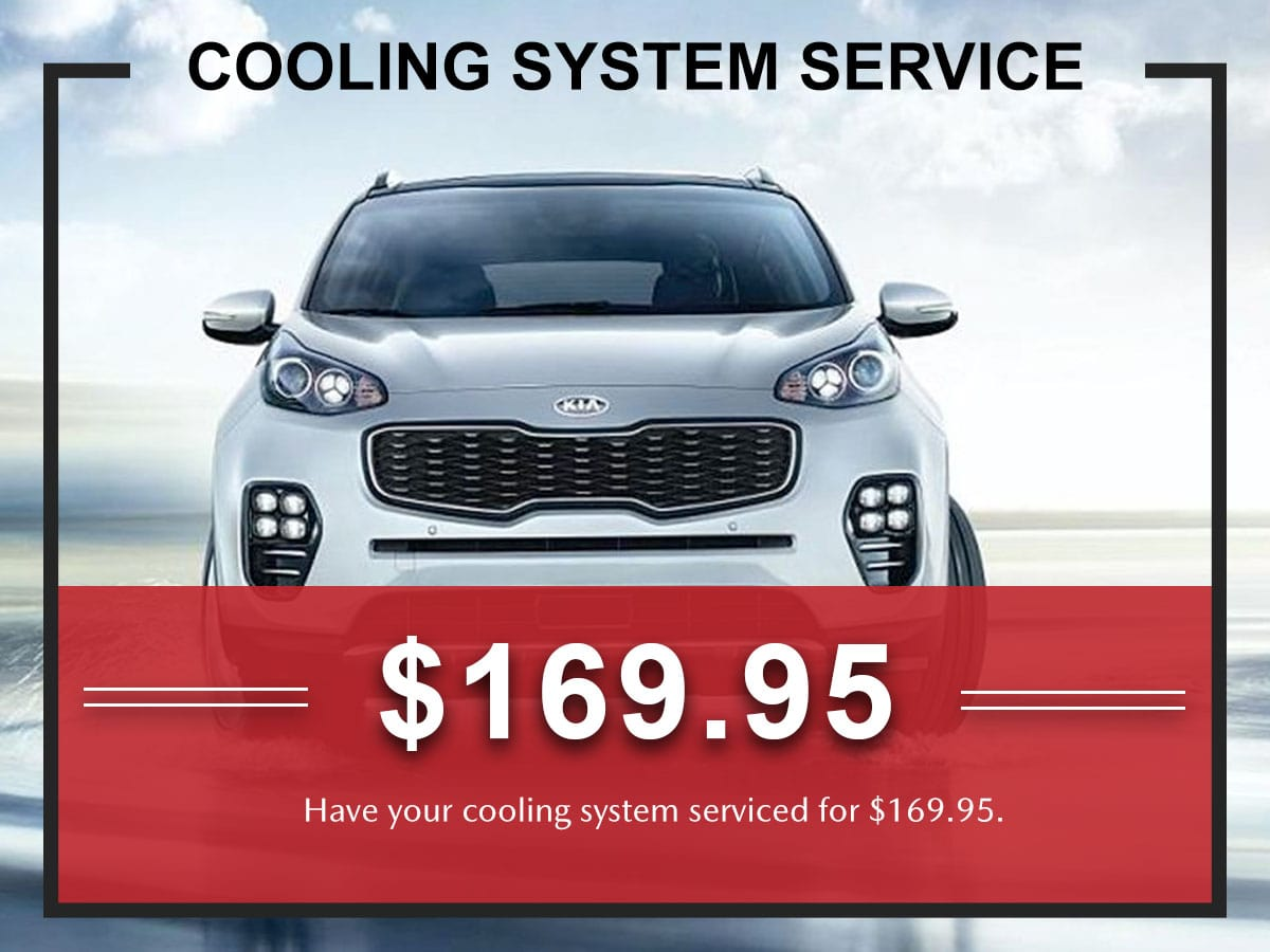 Kia Engine Coolant Service Coupon | Allentown, PA