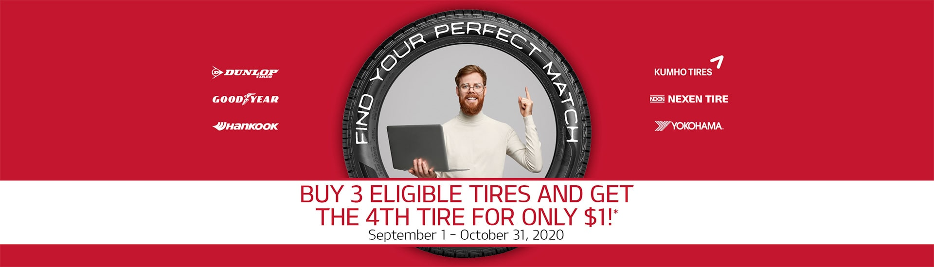 Kia Tire Offer