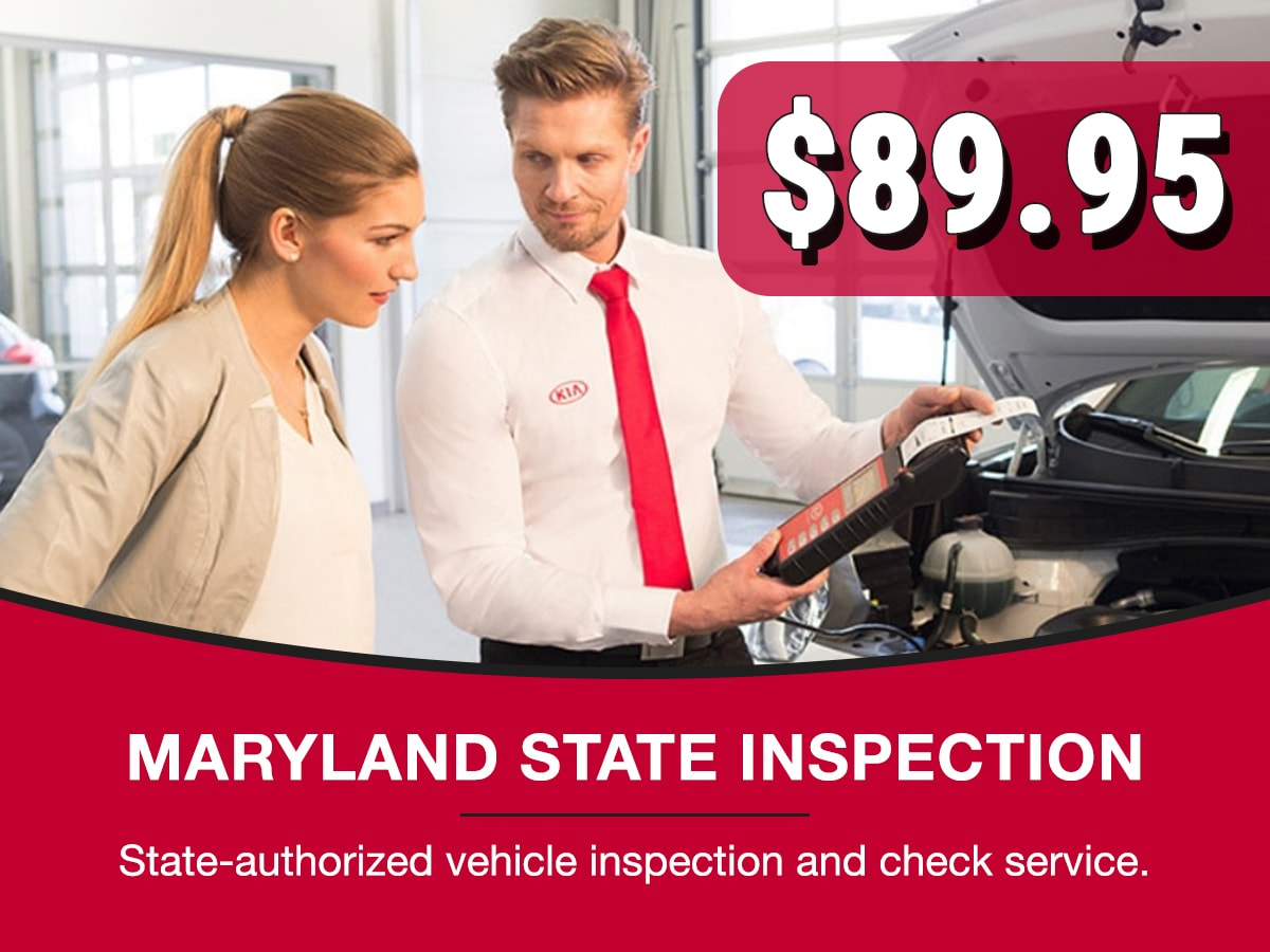 Maryland State Inspection Service Special Coupon