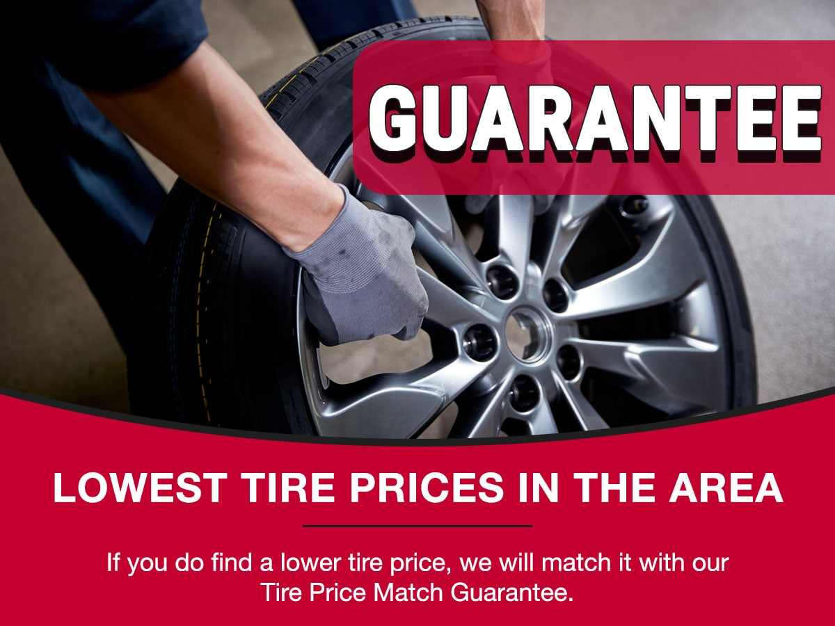 Kia Tire Price Match Special Coupon