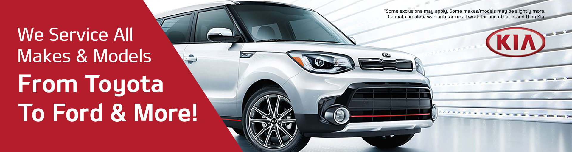 Hagerstown Kia Service All Makes & Models