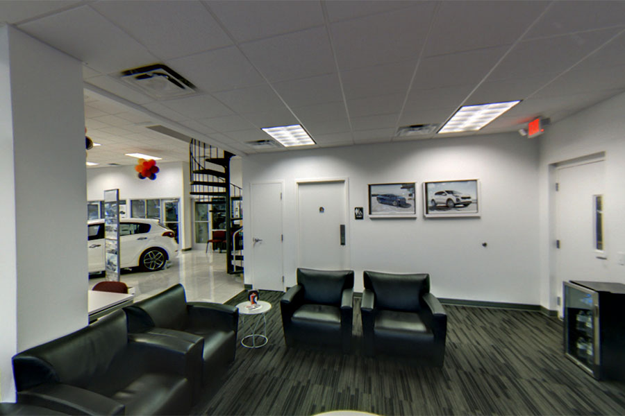 Kia Maintenance and Repair Department Hagerstown
