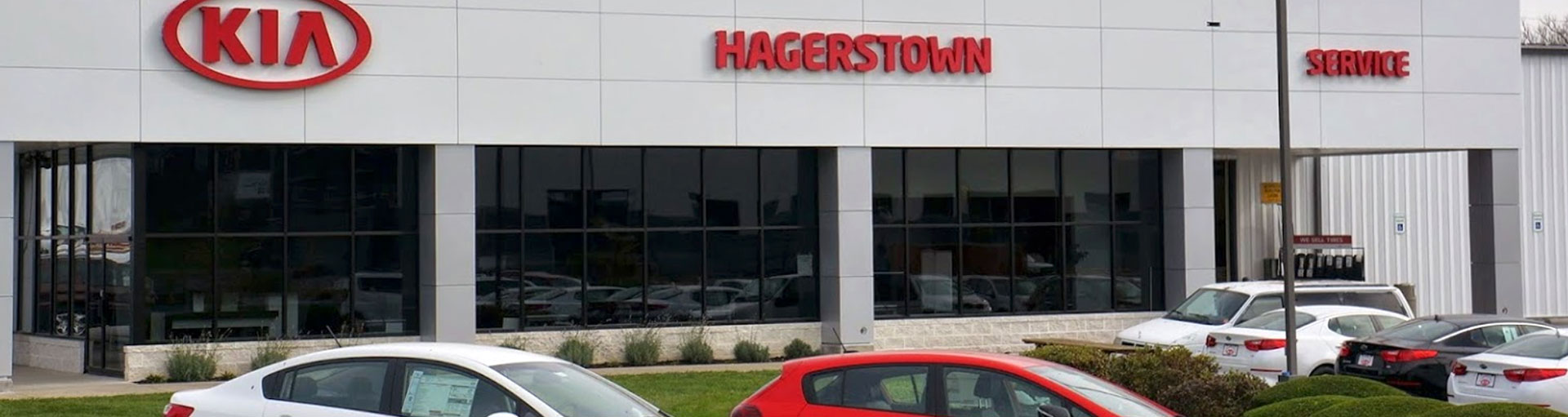 Hagerstown Kia Service Department