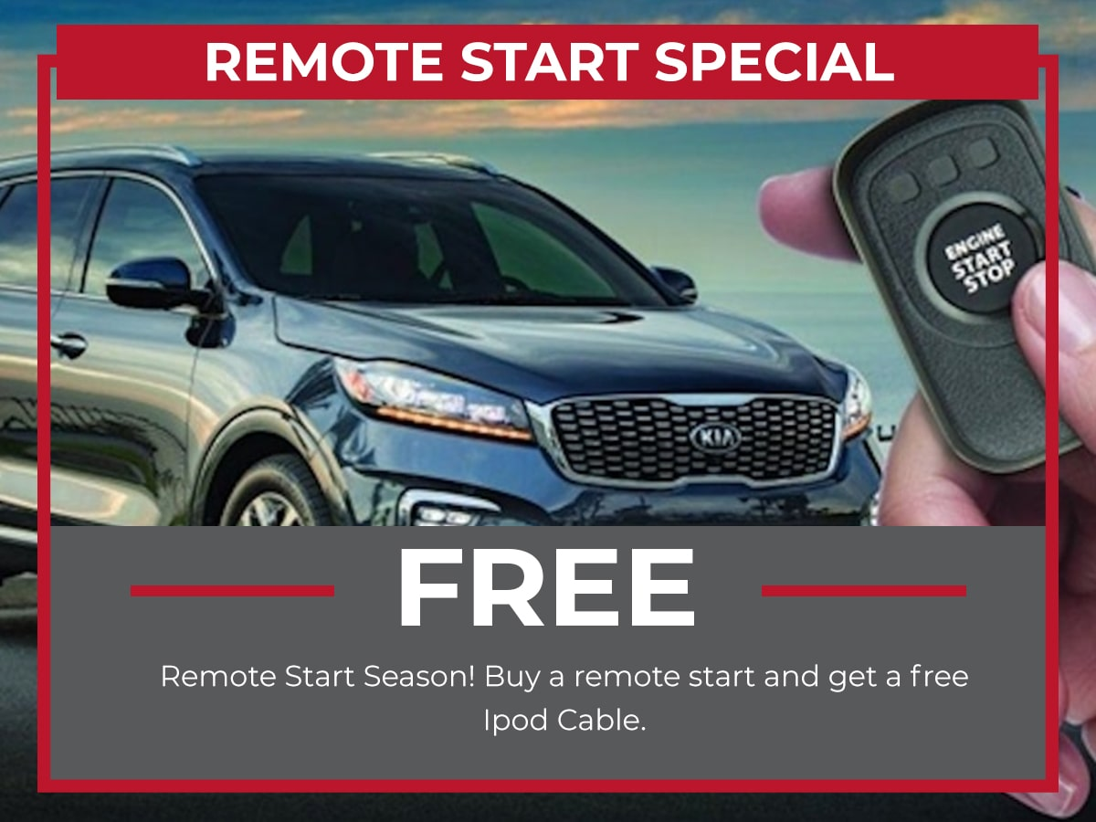 Remote Start Service Special Coupon